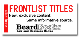 Beard Books Frontlist Titles